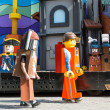 Stock Photo: Lego characters