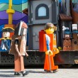 Постер, плакат: Lego characters