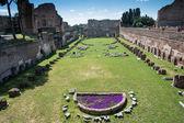 Stadium of Domitian — Stock Photo