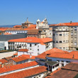 Cityscape over the roofs of Coimbra — Stock Photo