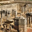 Cloister ruins of Santa Clara Velha — Stock Photo