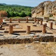 Portuguese Roman ruins in Conimbriga — Stock Photo