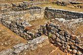 Portuguese Roman ruins in Conimbriga — Stock Photo