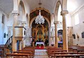 Old renaissance church — Stock Photo