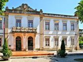 Town-hall of Miranda do Corvo — Stock Photo