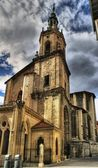 San Pedro church in Vitoria-Gasteiz — Stock Photo