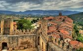 Panoramic view of Frias — Stock Photo