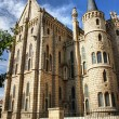 Episcopal Palace in Astorga — Foto de Stock