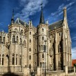 Episcopal Palace in Astorga - Stock Photo