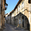 Old street in Vila do Conde — Stock Photo
