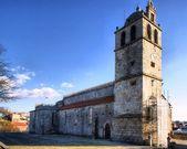 Chiesa matriz di vila do conde — Foto Stock