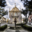 Church of Senhora-a-Branca in Braga — Stock Photo
