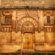 Door of mosque in Cordoba — Stock Photo #24168923