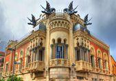 Building of Ceuta — Stock Photo