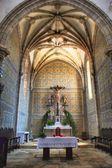 Chiesa gotica in moura — Foto Stock