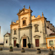 Sao Tiago church in Beja — Stock Photo