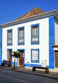 Huis van mertola dorp — Stockfoto