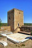 старый замок mertola — Стоковое фото