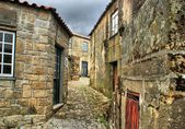 Old rural village of Folgosinho — Stock Photo