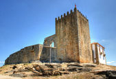 Belmonte castle — Stock Photo