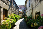 Jewish quarter of Trancoso — Stock Photo