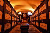 Catacomben van san francisco in porto — Stockfoto
