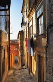 Old street of Porto — Stock Photo