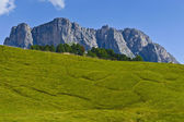 Dolomites, the mount Stevia - Italy — Stock Photo