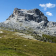 Mountain Averau, Dolomites — Stock Photo