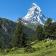 Matterhorn, Switzerland — Stock Photo