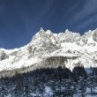 Stock Photo: Mont Blanc, AostVallley - Italy