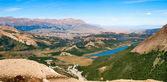 Beautiful nature landscape in Patagonia, Argentina — Stock Photo