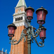 Campanile di San Marco in Venice, Italy — Stock Photo