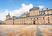 Royal Monastery of San Lorenzo de El Escorial near Madrid, Spain — Stock Photo