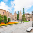 City centre of Salamanca, Castilla y Leon region, Spain — Stock Photo
