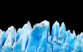 айсберги, сложенные — Стоковое фото