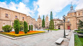 City centre of Salamanca, Castilla y Leon region, Spain — Stock Photo