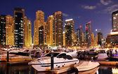 Dubai marina — Stock fotografie