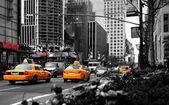 NYC streets — Stock Photo