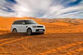 Jeep del desierto carrera — Foto de Stock
