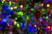 Background of colorful bokeh — Stock Photo