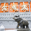 Stock Photo: Hindi Gods and Elephant