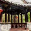 Wen Long Pavilion, Wenchang Gong-Temple of Studies and Literature. — Stock Photo