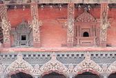 ヴィシュワナート-shivatemple。ダルバール広場パタン ネパール. — ストック写真