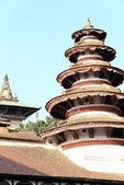 Panch mukhi hanuman temple-katmandou-népal. — Photo