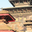 Taleju temple-Durbar Square. Kathmandu. — Stock Photo