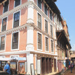 0211 Street-Inacho area-Bhaktapur-Nepal. — Stock Photo #24914311