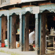 Stock Photo: Traditional shop in Bandipur-Nepal. 0366