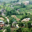 Stock Photo: Northern outskirts-Bandipur-Nepal. 0387