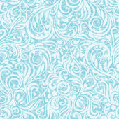 Seamless frosty pattern — Stock Vector